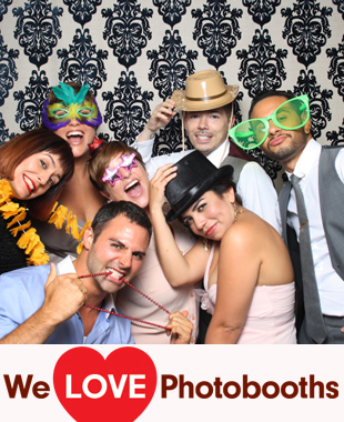 PA Photo Booth Image from HollyHedge in New Hope , PA