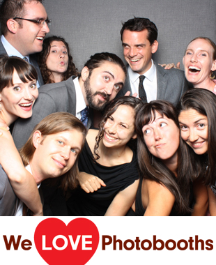 The Down Town Association Photo Booth Image