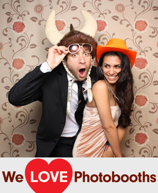 Liberty Warehouse Photo Booth Image