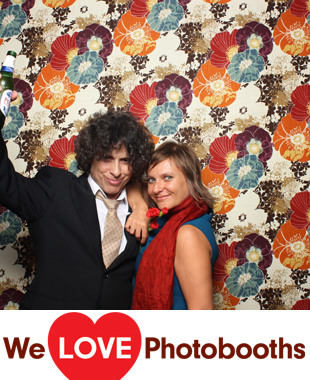 NY  Photo Booth Image from Frankie's Spuntino in Brooklyn, NY