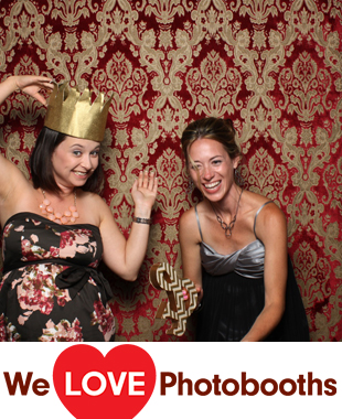 NY Photo Booth Image from The Metropolitan Building in Long Island City, NY