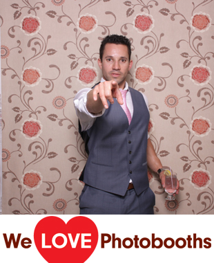PA Photo Booth Image from Holly Hedge in New Hope, PA