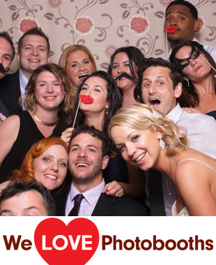 Holly Hedge Photo Booth Image