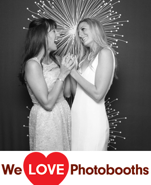 Wee Burn Beach Club Photo Booth Image