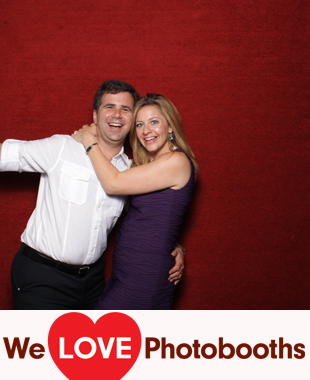 NJ Photo Booth Image from Private Residence in Montville, NJ