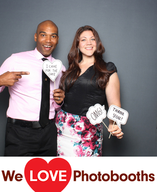 The Allegria Hotel Photo Booth Image