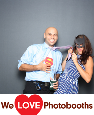 NY Photo Booth Image from The Allegria Hotel in Long Beach, NY