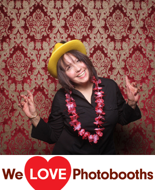 NY Photo Booth Image from Metropolitan Building in Long Island City, NY