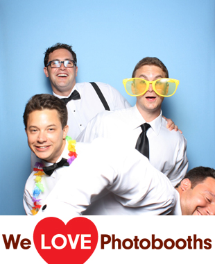 Westchester Country Club Photo Booth Image