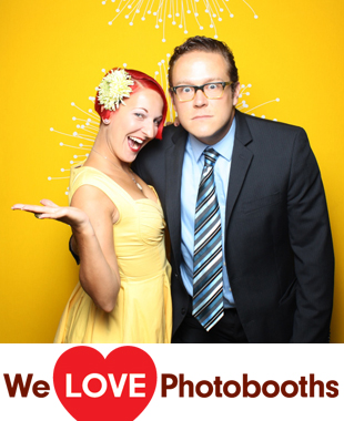 The Bell House Photo Booth Image