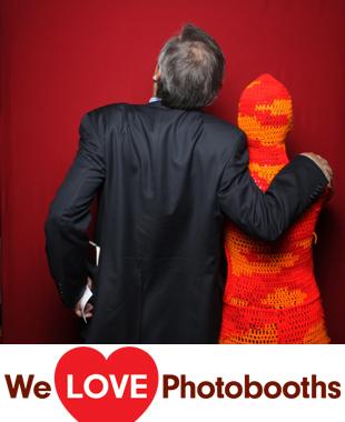 NY Photo Booth Image from Vermilion Restaurant in NY, NY