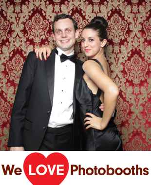 New York Public Library Photo Booth Image