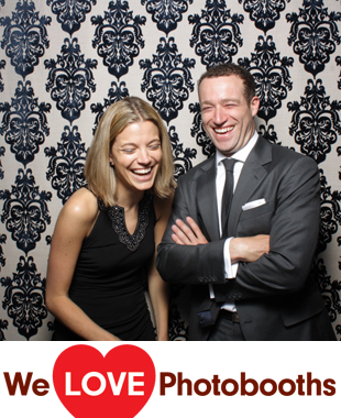 NY Photo Booth Image from Gramercy Park Hotel, Gramercy Terrace in NY, NY