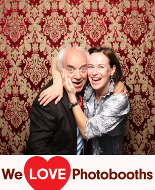 NY Photo Booth Image from The Green Building in New York, NY