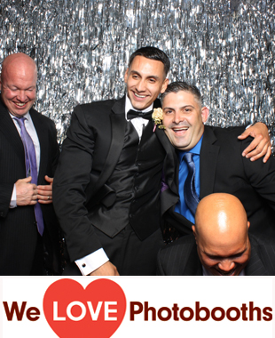NY  Photo Booth Image from El Caribe Country Club in Brooklyn, NY
