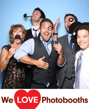 Gotham Hall Photo Booth Image