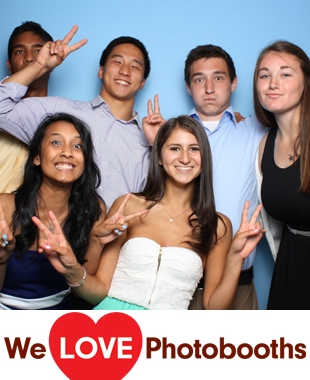 Knollwood Country Club Photo Booth Image