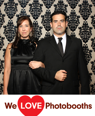 College of Physicians Photo Booth Image