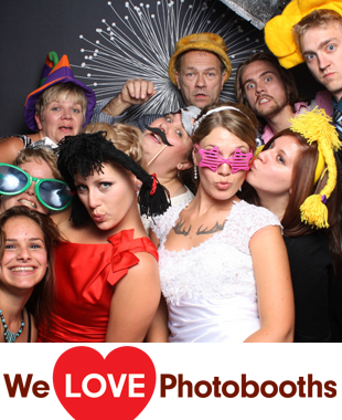 DE Photo Booth Image from  in KimDe, DE
