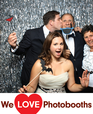 CT Photo Booth Image from Delamar Hotel in Greenwich, CT