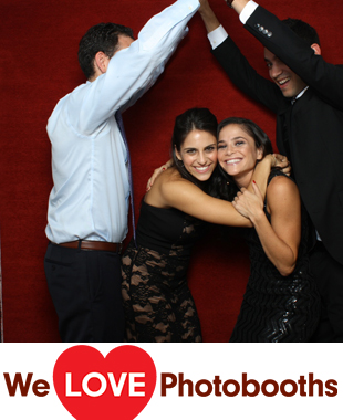 Old Oaks Country Club Photo Booth Image