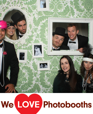 Sleepy Hollow Country Club Photo Booth Image