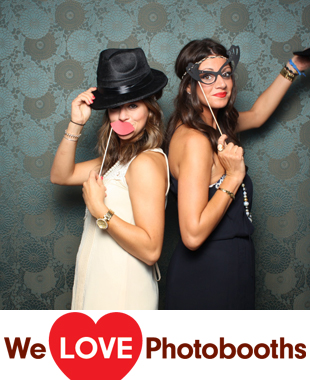 NY Photo Booth Image from The Pierre Hotel in New York, NY