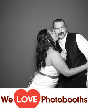 PA Photo Booth Image from Spring Mill Manor in Ivyland, PA