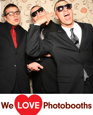 NJ Photo Booth Image from Liberty House Restaurant in Jersey City, NJ
