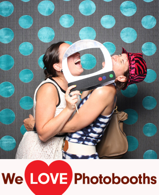 NY Photo Booth Image from Central Park Zoo in New York, NY