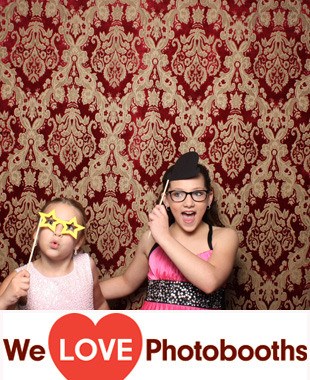 NJ Photo Booth Image from Hilton Short Hills in Short Hills, NJ