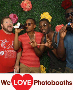 PA Photo Booth Image from The Philadelphia Navy Yard-Urban Outfitters, Inc. Dry Dock No.1 in Philadelphia, PA