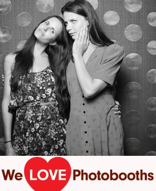 NY Photo Booth Image from Sweet & Vicious in New York, NY
