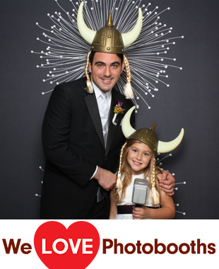 Springfield Country Club Photo Booth Image