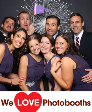 PA Photo Booth Image from Springfield Country Club in Springfield, PA
