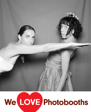 New York Photo Booth Image from Metropolitan Building in Long Island City, New York