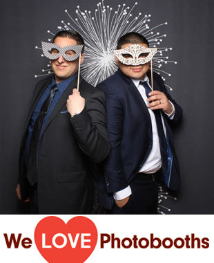 Coindre Hall Photo Booth Image