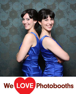 Cedarbrook Country Club Photo Booth Image