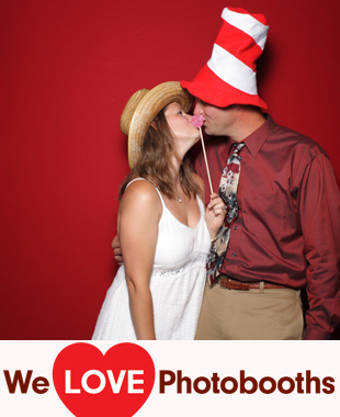 Sheraton Valley Forge Hotel Photo Booth Image