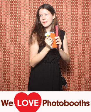 NY Photo Booth Image from Wix Lounge in New York, NY