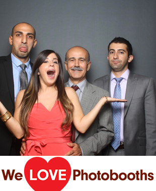 NJ Photo Booth Image from The Estate at Florentine Gardens in Westwood, NJ