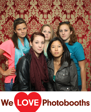 Iona College Photo Booth Image