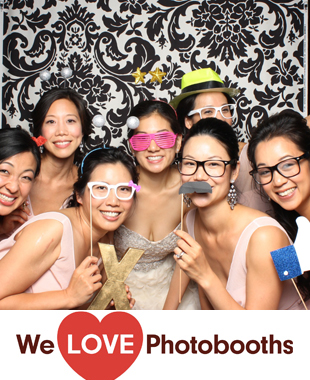 The Franklin Institute Photo Booth Image