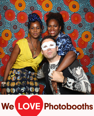 NY Photo Booth Image from Goldbar in New York, NY
