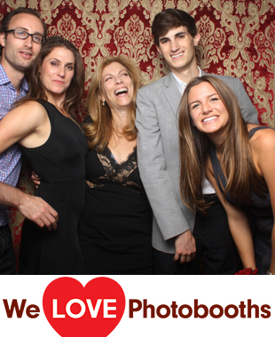 NY Photo Booth Image from Mr. Chow Tribeca in New York, NY