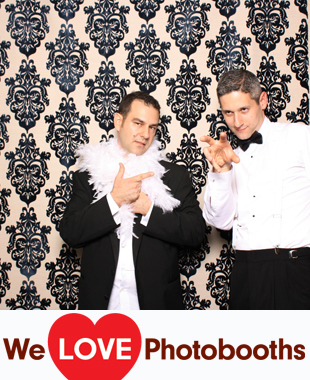 NJ Photo Booth Image from Woodcliff Manor in Woodcliff Lake, NJ