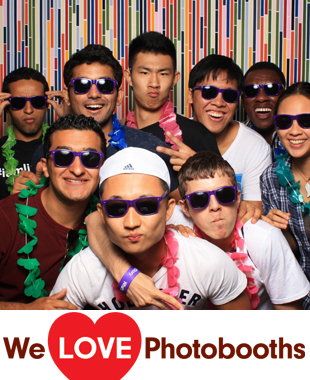 NY Photo Booth Image from Polytechnic Institute of NYU in Brooklyn, NY