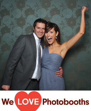 NJ Photo Booth Image from The Estate at Florentine Gardens in Rivervale, NJ