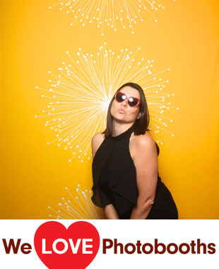 NJ Photo Booth Image from Las Tapas de Espana in North Bergen, NJ