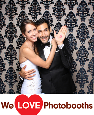 NY Photo Booth Image from The Riverside Church (Imperial Ballroom/Assembly Hall) in New York, NY